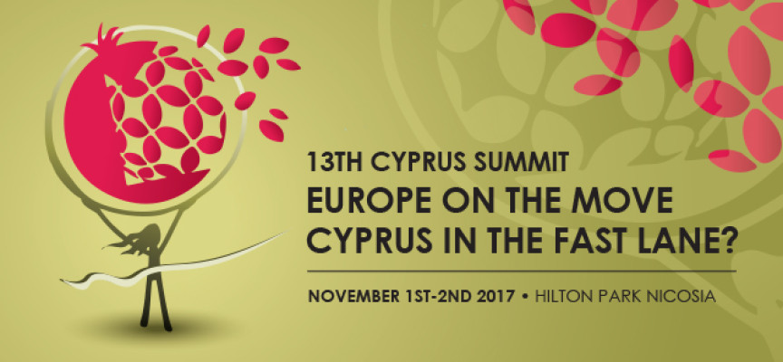Συνέδριο Economist – 13th Cyprus Summit: EUROPE ON THE MOVE – CYPRUS IN THE FAST LANE