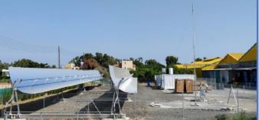 Workshop «Parabolic Trough Collector System»